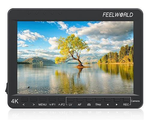 FEELWORLD CN7 7 inch 4K HDMI Monitor Canon DSLR Focus Control IPS 1280x800