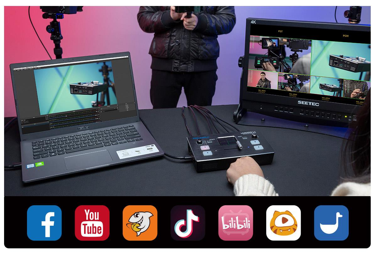 video live switcher